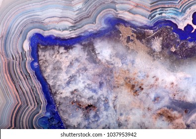 background with color agate structure