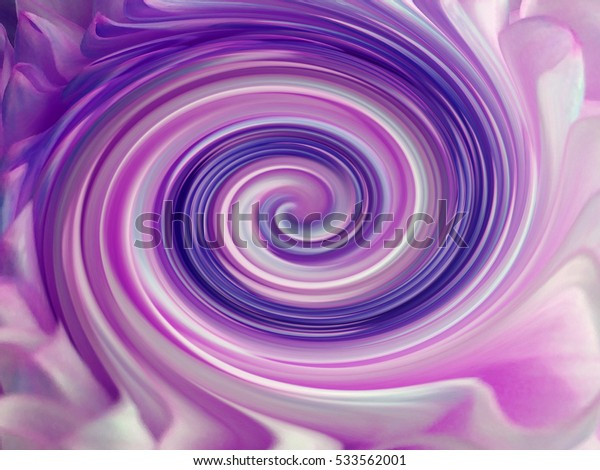background, colorful  lines are twisted spiral.  brightly colored lines purple, white, blue; violet, pink. for design.