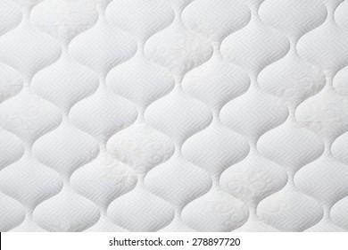 Background of comfortable mattress