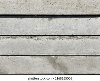 background of concrete blocks. Gray background of concrete blocks. Stack of Concrete Blocks for construction, Background and Texture with Selective Focus