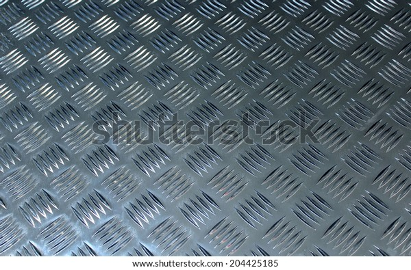 Background of corrugated metal texture