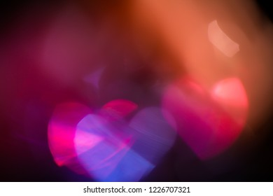 Background for create bokeh effect
