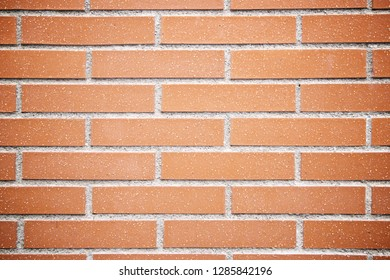 Background created with a new brick wall.