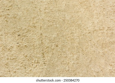 Background of fine river sand. Sand texture.