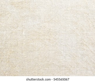 Background of flattened shabby cloth fabric