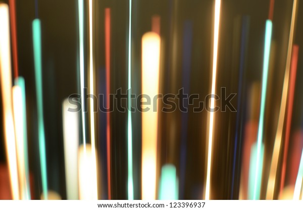background in the form of light effects. straight lines.