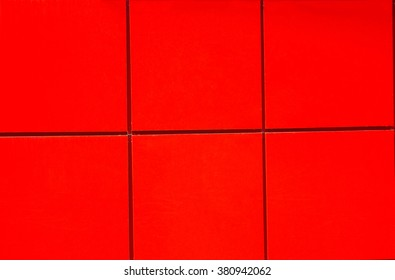 Background in the form of red squares