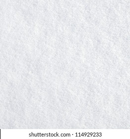 background  of fresh  snow - Shutterstock ID 114929233