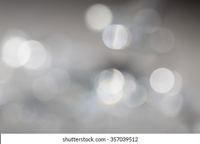 background glitter silver