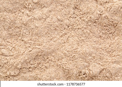 background of gluten free brown teff flour