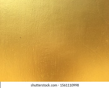 Background of gold surface texture backdrop design
