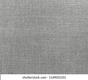 Background of gray fabric