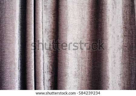 gray velvet curtains ombre background gray velvet curtains gray velvet curtains stock photo edit now 584239234