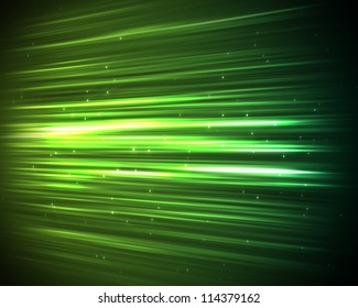 Background of green lines horizontal and dots