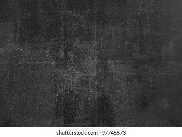 Background from high detailed fragment black stone wall