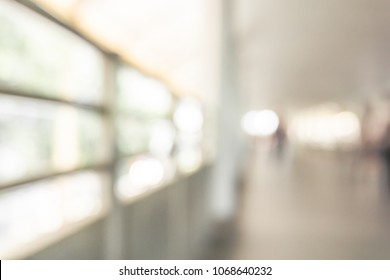 Background image blurred inside the mall for the background.