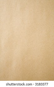 background image filling the frame with strong brown wrapping paper