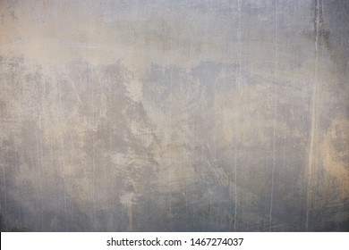 Background for image montages in color  gradient in carton metal steel