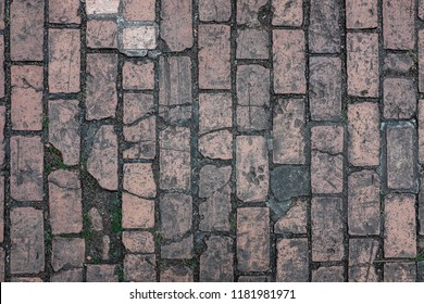 a background image showing textured brick materials