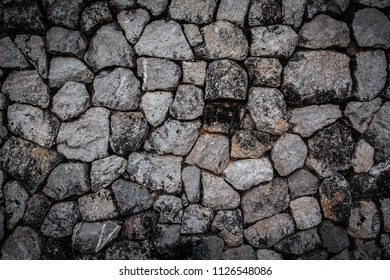 Background image of the stone wall