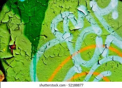background image of a urban grafitti wall