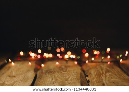 background image wallpapers on the desktop in the new year style wooden photo background