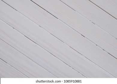 Background image of white painted wooden slats