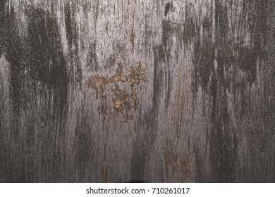 Background iron surface