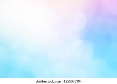 heller Hintergrund, heller Bokeh, glänzender, pastellfarbener Farbfilter für cooler abstrakter Hintergrund.