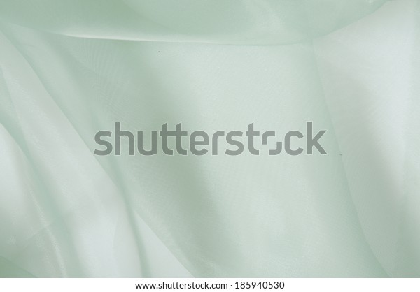 the background of light transparent fabric