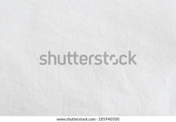 the background of linen fabric