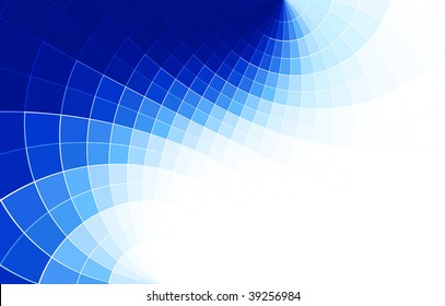 background modern blue
