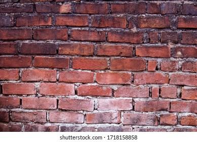 background of modern urban old brick wall pattern design texture