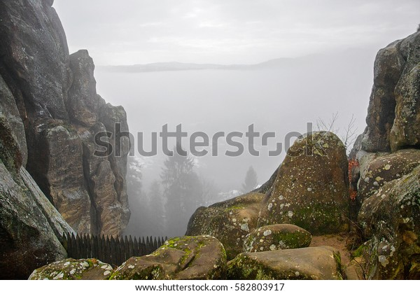 background mountain landscape