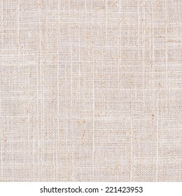 Background of natural linen fabric.