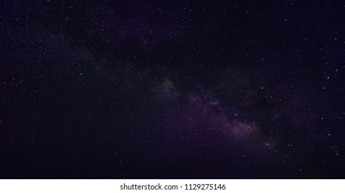 background of the night starry sky, milky way
