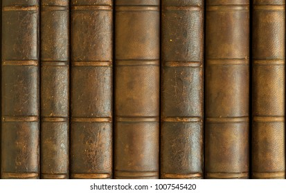 Background of old books.