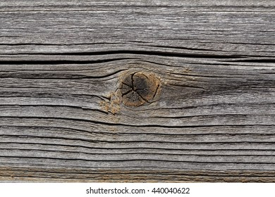 Background of old and dry wood with cracked texture