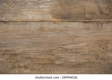 background of the old rotten boards with
