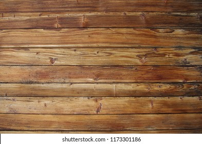 Background: Old rustic wooden planks