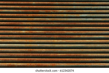 background old rusty metal iron pipe texture