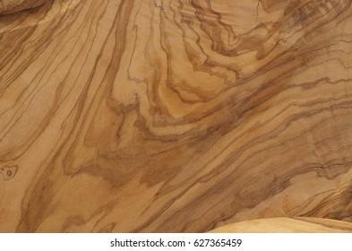 Background of olive wood.