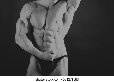 Background on bodybuilding and male body