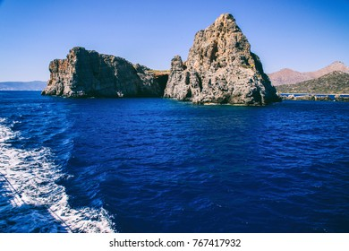 Background On the theme of sea trip