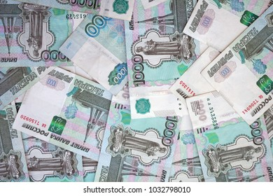 background of paper bills