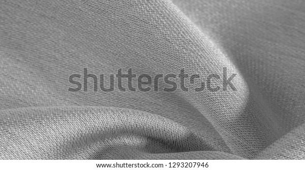 Background Pattern Texture Wallpaper White Silk Stock Photo
