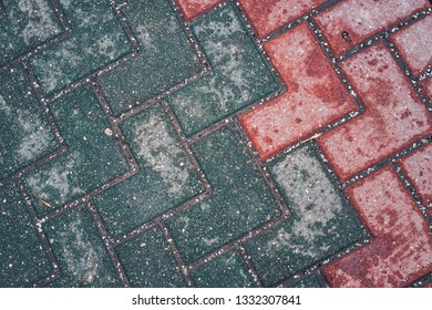 background of pavement