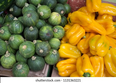 background of raw and fresh vegetables