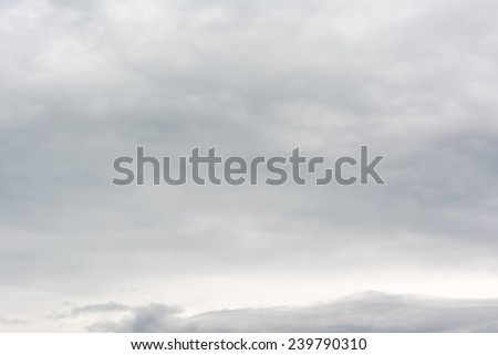 Background of real heavy clouds.