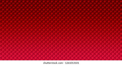 Background of red rose petals, arranged like scales, with a gradual light change.